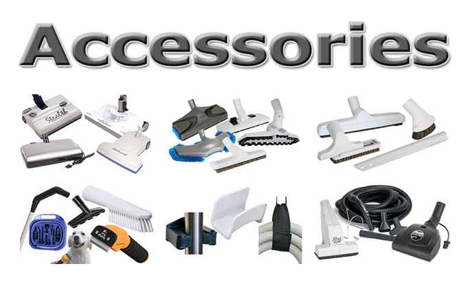 Central Vacuum System Accessories